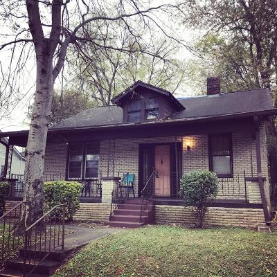 Nashville Single Family Home For Sale: 2107 Osage St