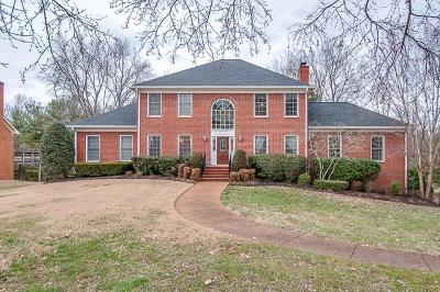 Brentwood TN Single Family Home For Sale: $650,000