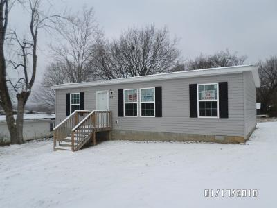 Marshall County Single Family Home Under Contract - Showing: 812 Silver St