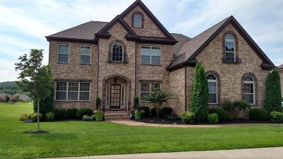 Franklin Single Family Home For Sale: 6133 Silverado Trace