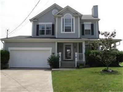 Antioch Single Family Home Under Contract - Showing: 309 Clark Hill Xing