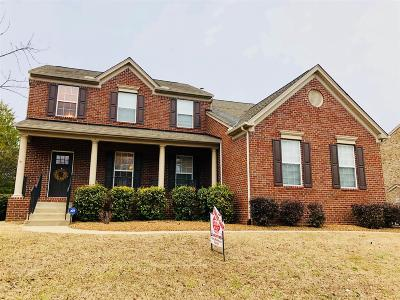 Hendersonville Single Family Home Under Contract - Showing: 1001 Golden Leaf Ln