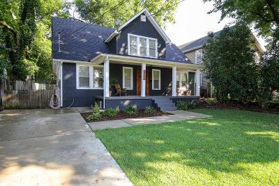 Old Hickory Single Family Home For Sale: 108 Rayon Dr