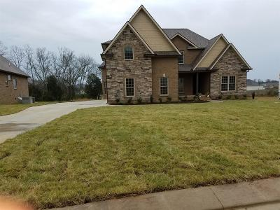Murfreesboro Single Family Home For Sale: 629 Twin View Dr.