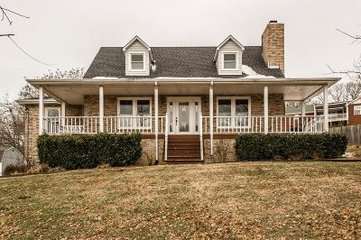 Hendersonville Single Family Home Under Contract - Showing: 2678 Long Hollow Pike
