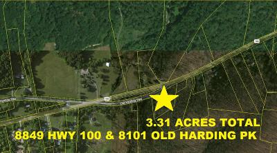 Davidson County Residential Lots & Land For Sale: 8849 Highway 100