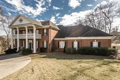 Hendersonville Single Family Home Under Contract - Showing: 106 Golf View Dr