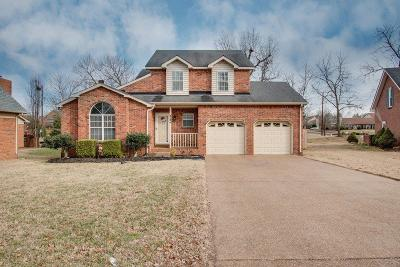 Hermitage Single Family Home Under Contract - Showing: 810 S Chestnut Ct