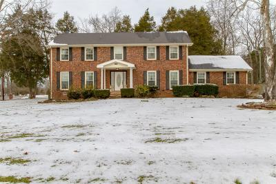 Goodlettsville Single Family Home For Sale: 1900 Normerle Dr