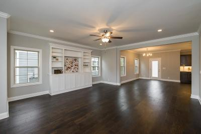 Murfreesboro Single Family Home For Sale: 4940 Saint Ives Dr