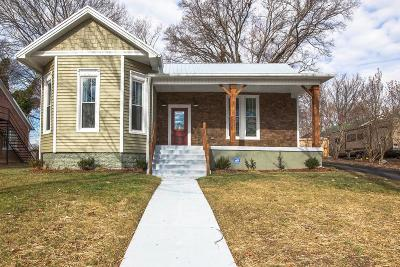 Columbia Single Family Home For Sale: 105 2nd Ave