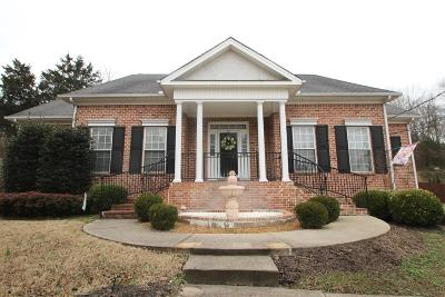 Davidson County Single Family Home For Sale: 732 Woodland Way
