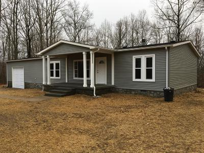 Nunnelly Single Family Home For Sale: 7477 Oak Springs Rd
