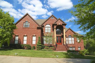 Williamson County Single Family Home For Sale: 1194 Retreat Ln
