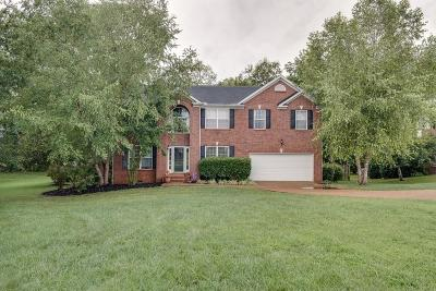 Williamson County Single Family Home For Sale: 3112 Thornberry Cir
