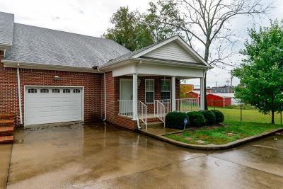 Cheatham County Condo/Townhouse For Sale: 2321 Oak St