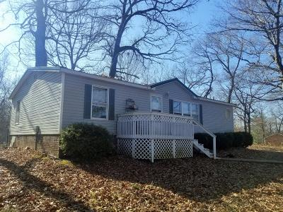 Clarksville TN Single Family Home For Sale: $75,000