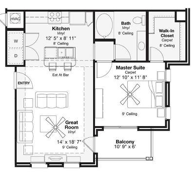 Antioch Condo/Townhouse For Sale: 8205 Lenox Creekside Dr #L-14