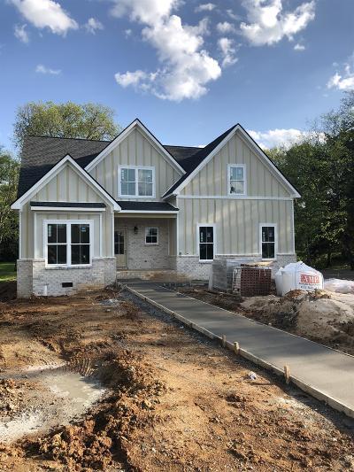 Murfreesboro Single Family Home For Sale: 2106 Windsor Street
