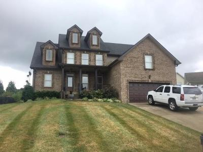 Clarksville TN Single Family Home For Sale: $289,900