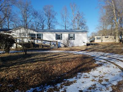 McMinnville TN Single Family Home For Sale: $85,000