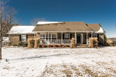 Spring Hill Single Family Home For Sale: 1897 Clara Mathis Rd.
