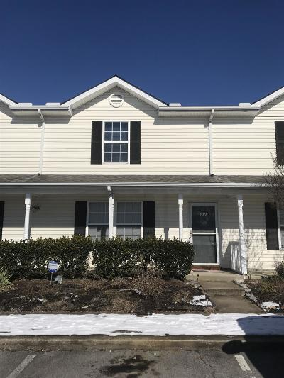 Lavergne Condo/Townhouse Under Contract - Showing: 909 Patty Cv #909