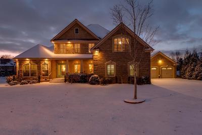Murfreesboro Single Family Home For Sale: 2715 Battleground Dr