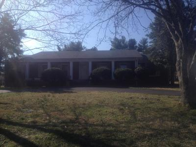 Rutherford County Rental For Rent: 1120 Toddington Drive