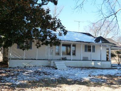 Shelbyville Single Family Home For Sale: 181 Flat Creek School Rd