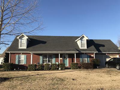 Murfreesboro Single Family Home For Sale: 1624 Antebellum Dr