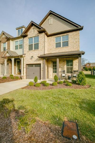 Williamson County Condo/Townhouse For Sale: 1474 Channing Dr