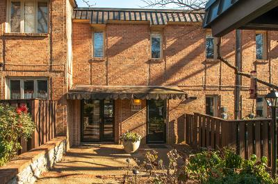 Nashville Condo/Townhouse For Sale: 678 Timber Ln