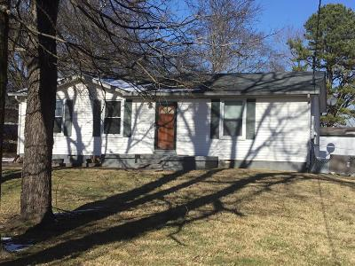 Smyrna Single Family Home For Sale: 100 Long Rifle Rd