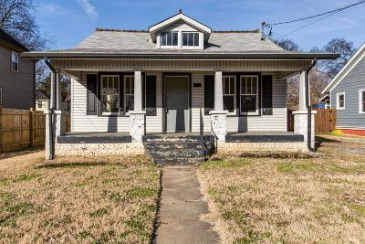Nashville Single Family Home For Sale: 1106 Stockell