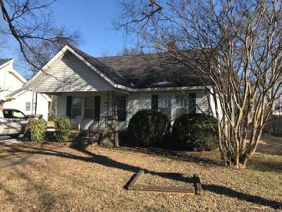 Lebanon TN Single Family Home Under Contract - Showing: $99,999