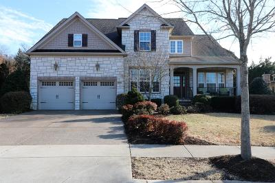 Nolensville Single Family Home For Sale: 8664 Burkitt Place Dr