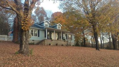 Franklin Single Family Home For Sale: 1782 Pleasant Hill Rd