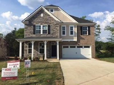 Murfreesboro Single Family Home For Sale: 3508 Kybald Court #83