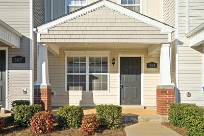 Clarksville TN Single Family Home For Sale: $121,000