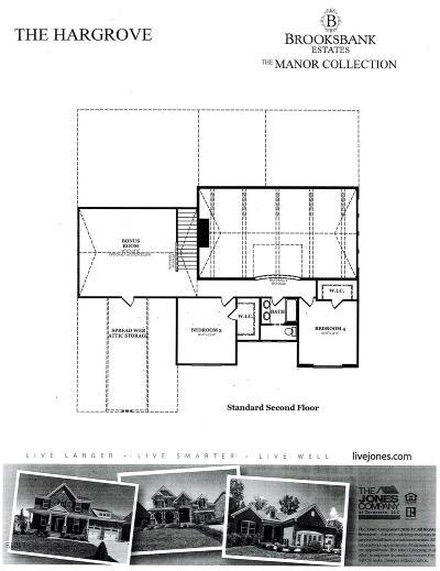 Nolensville Single Family Home For Sale: 134 Brooksbank Drive Lot 9
