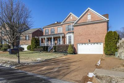 Franklin Single Family Home For Sale: 405 Logans Cir