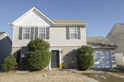 Lavergne Single Family Home Under Contract - Showing: 3070 Ace Wintermeyer Dr