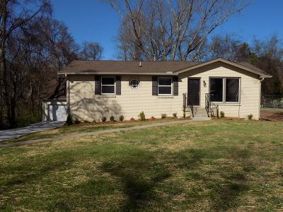 Old Hickory Single Family Home Under Contract - Showing: 210 E Overhill Dr