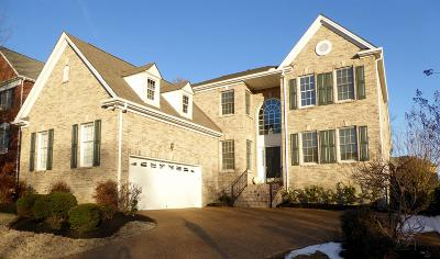 Davidson County Single Family Home For Sale: 6012 Brentwood Chase Dr