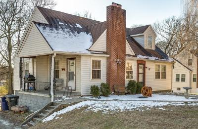 Columbia Single Family Home For Sale: 409 W 15th St