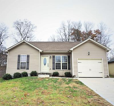 Clarksville TN Single Family Home For Sale: $145,000