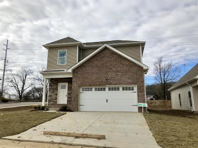 Nashville Single Family Home For Sale: 3549 Brick Church Pike