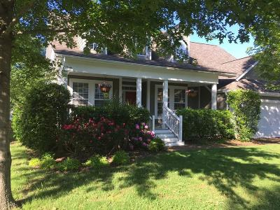 Franklin TN Single Family Home For Sale: $420,000