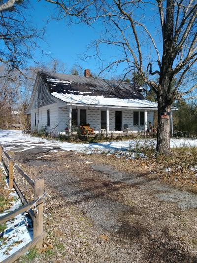 Marshall County Single Family Home For Sale: 2124 Old Hwy 99